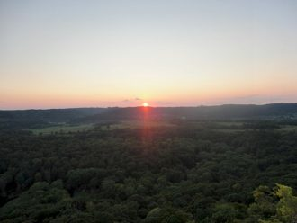 Wildcat Mountain State Park Wisconsin
