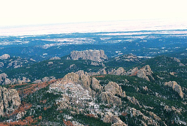 Harney Peak Black Hills South Dakota