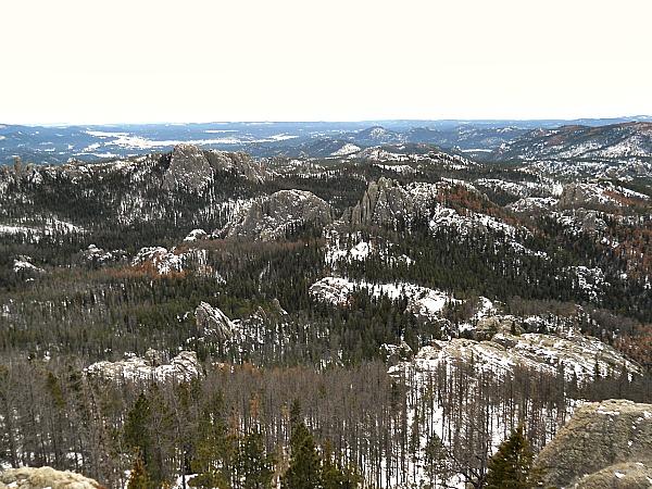 Harney Peak Black Hills