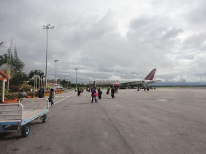 Arrival Georgetown Guyana