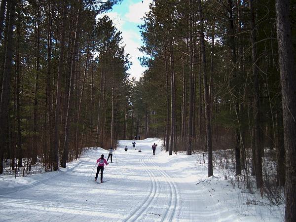 American Birkebeiner ski marathon
