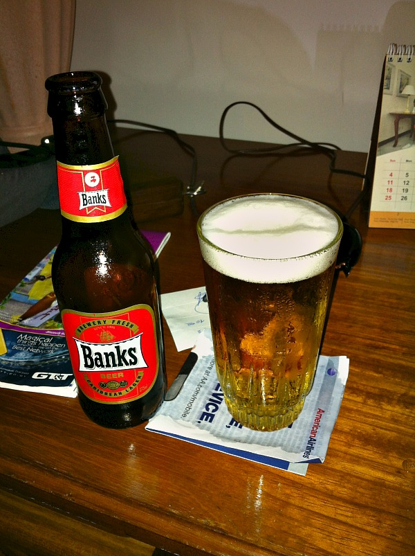 Banks beer Guyana