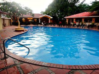 Pegasus Hotel pool