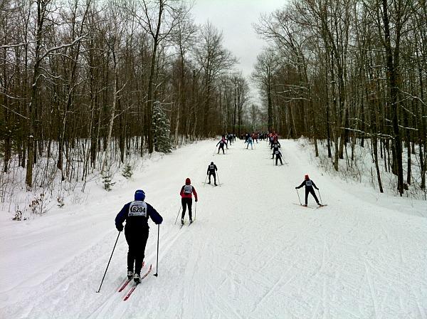 Birkebeiner cross-country ski marathon
