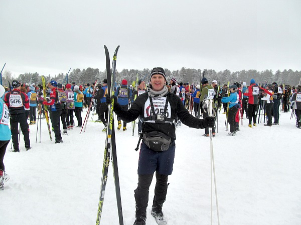 American Birkebeiner Fischer Skis