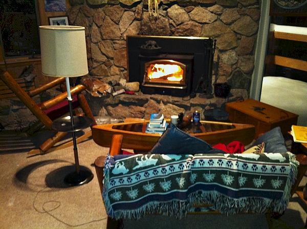 Cabin fever Minnesota