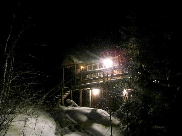 Minnesota northwoods cabin