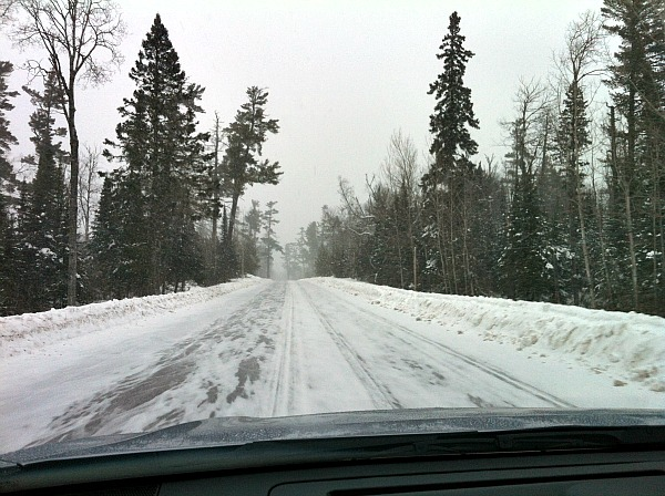 Subaru Crosstrek Gunflint Trail