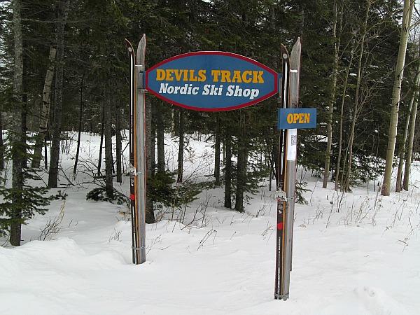 Devil's Track Nordic