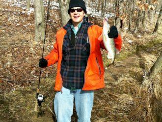 Walleye Days fishing