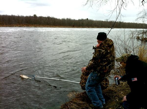 Walleye Days fishing Nekoosa