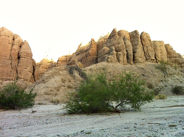 Mecca Hills Wilderness Area