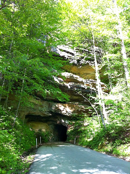Nada Tunnel Red River Gorge Scenic Byway