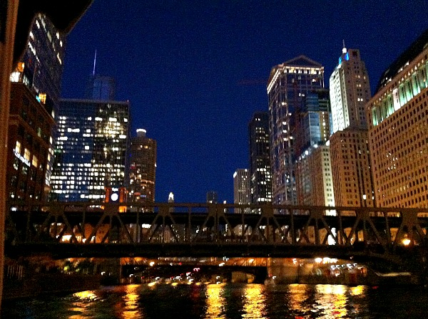 Chicago Electric Boat Chicago River