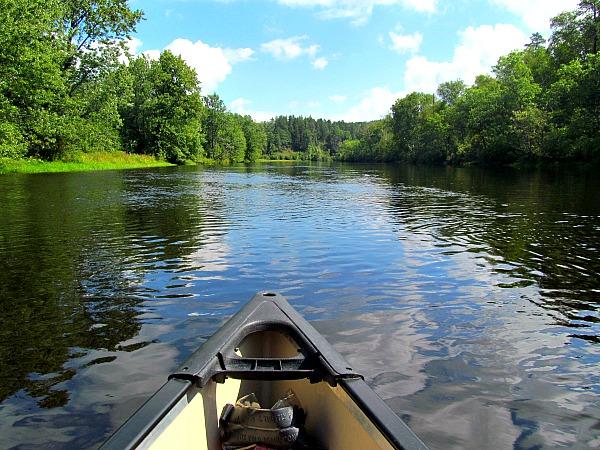 Pine River Green River