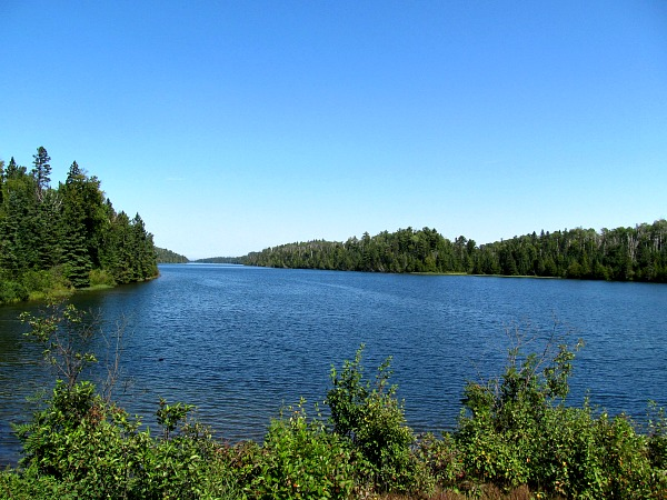 Isle Royale National Park Chickenbone Lake