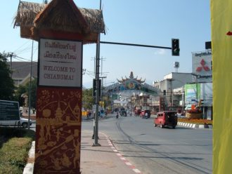 Welcome to Chiang Mai