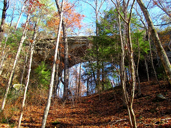 Twin Arches Big South Fork