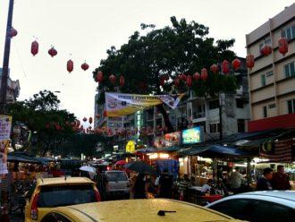 Kuala Lumpur Chinatown
