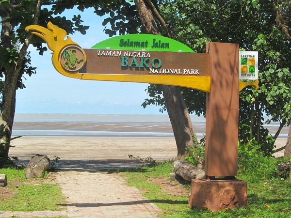 Getting to Bako National Park