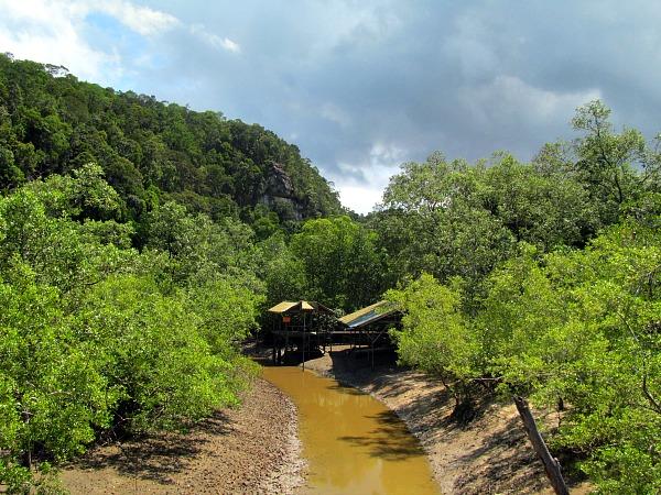 Exploring Bako National Park