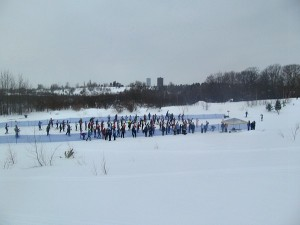 The Birkie and the Great Bear Chase