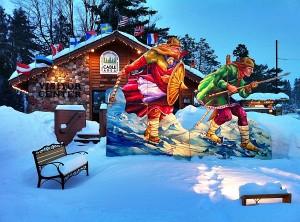 Madshus skis Birkie