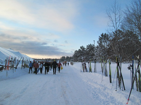 Birkie crowd