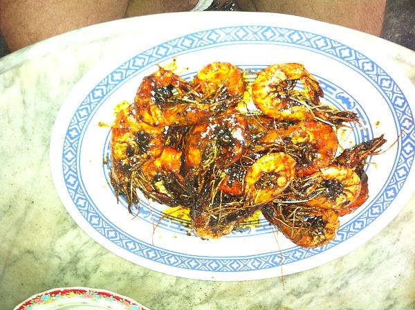 Seafood Pulau Ubin