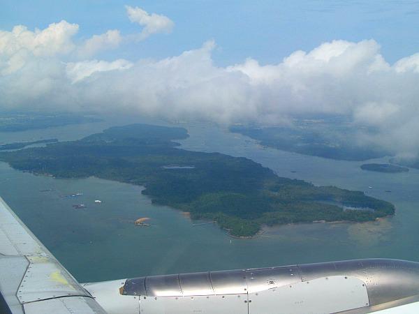 Pulau Ubin adventure Singapore