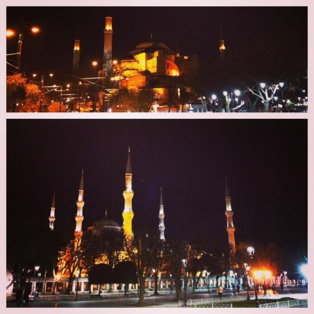 Blue Mosque Hagia Sophia