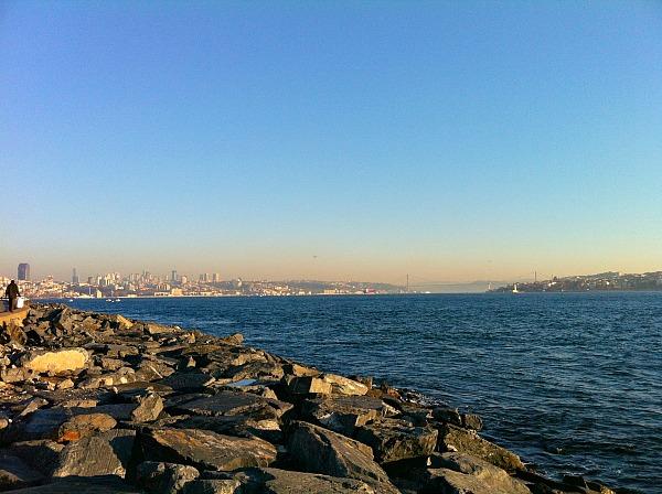 Istanbul Turkey Bosphorus Straits