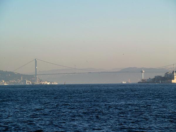 Bosphorus Straits Istanbul
