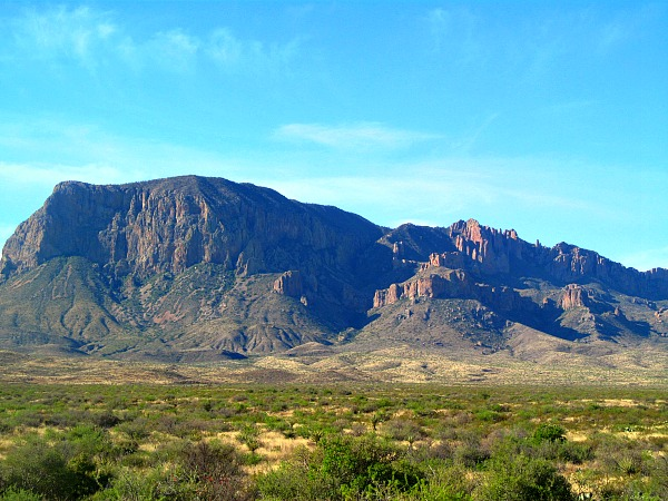 Chisos Mountains photo essay