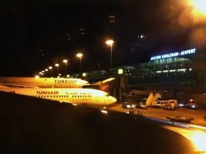 Istanbul Turkey Atatürk airport