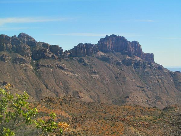 Big Bend Juniper Canyon