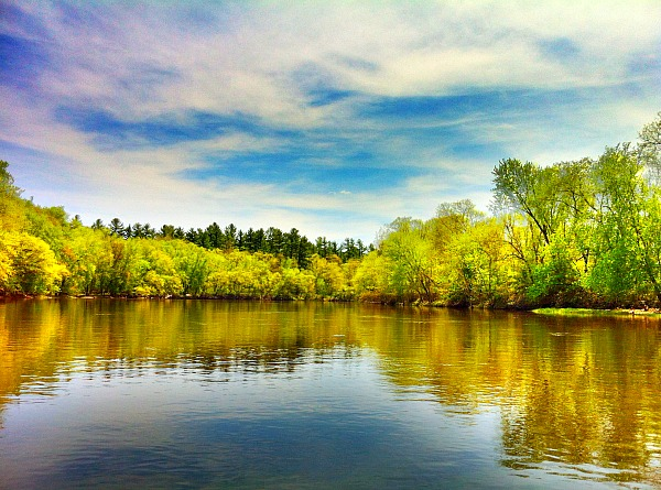 Wisconsin canoeing