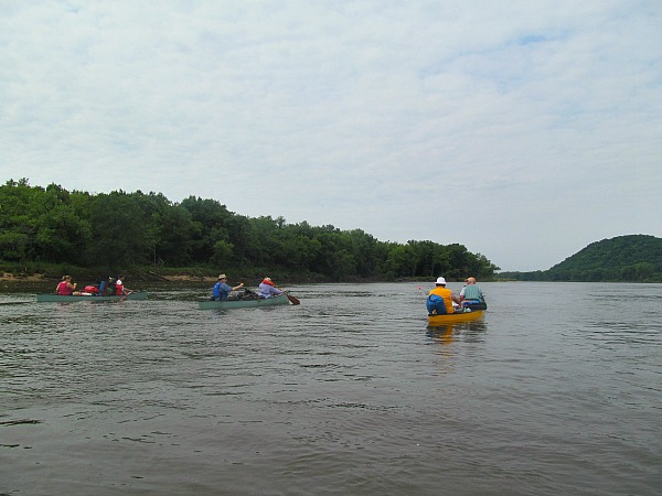 Midwest canoeing
