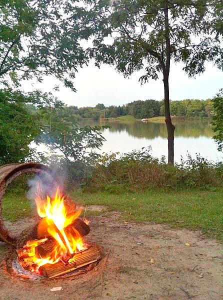 Three Ontario Canada campgrounds