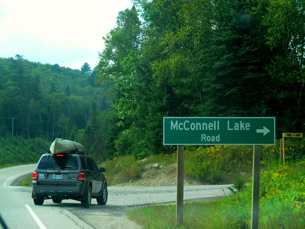 McConnell Lake Road