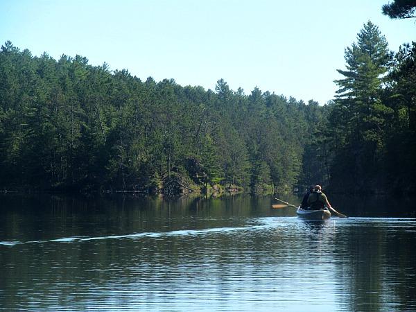 Samuel De Champlain Long Lake
