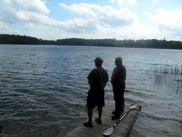 Reynolds Lake Ontario Canada