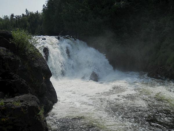 Silver Falls Quetico