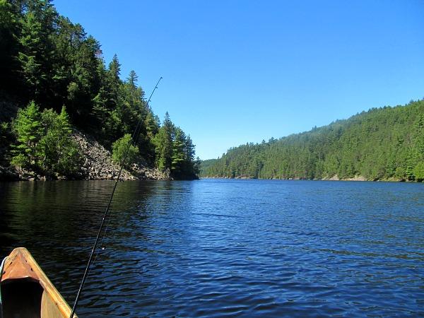 Mattawa River Samuel De Champlain Provincial Park