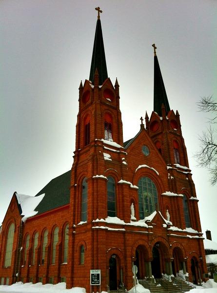 Calumet church