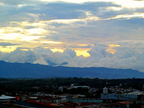 Alajuela Backpackers Hostel Costa Rica view
