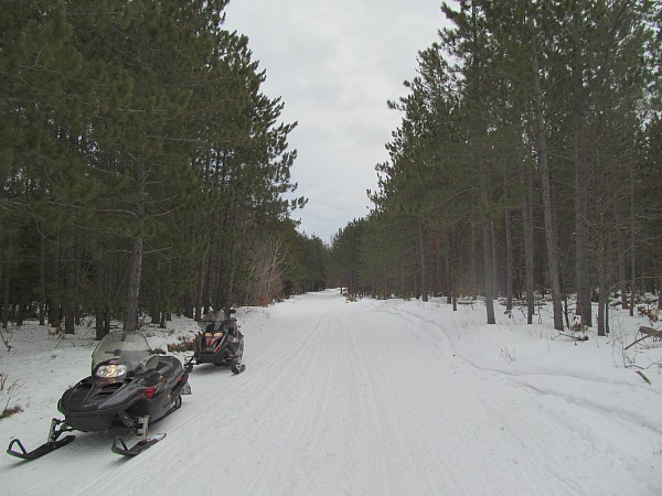 Wisconsin snowmobile tours