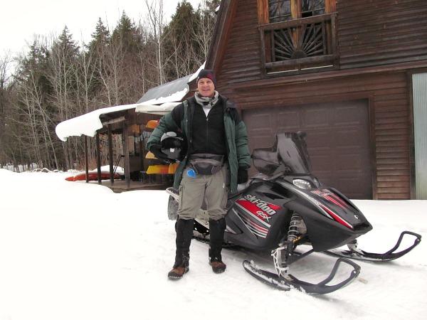 Wisconsin snowmobiline