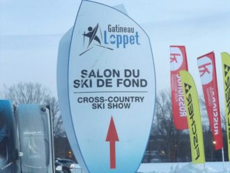 Gatineau Loppet cross-country skiing