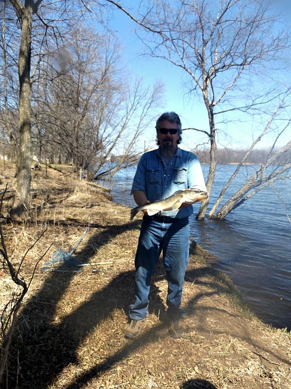 Walleye Wisconsin River